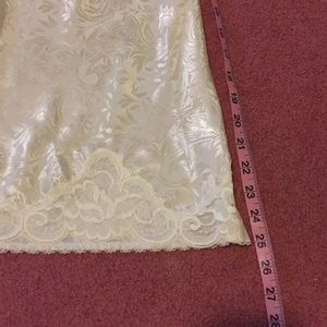Intimates & Sleepwear - Beautiful Silk Lace Slip Set💕